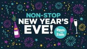 New Year's Eve Dance Party